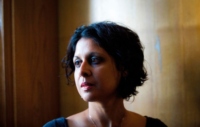 Writer Vahni Capildeo, chief judge for the 2021 OCM Bocas Prize. Photo by Hayley Madden, courtesy Bocas Lit Fest