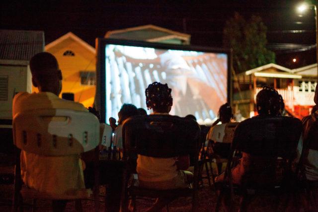 Photo courtesy Hairouna Film Festival