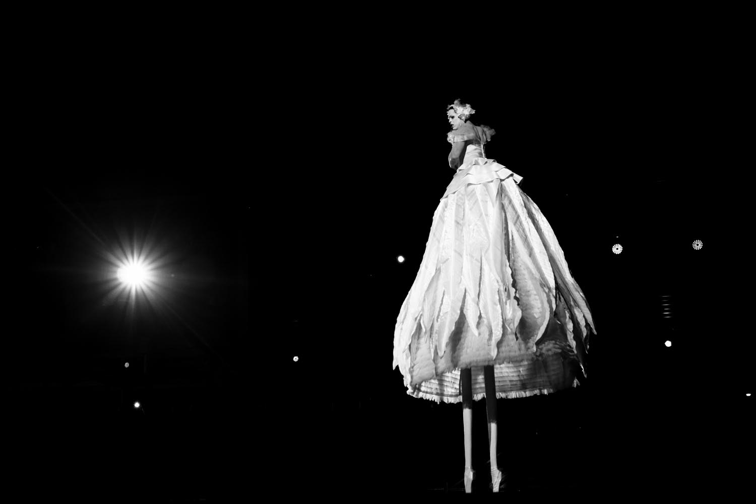 Peter Minshall's Carnival King The Dying Swan. Photo by Jason C. Audain