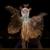 Shynel Brizan's moko jumbie queen Mariella, the Shadow of Consciousness. Photo by Shaun Rambaran