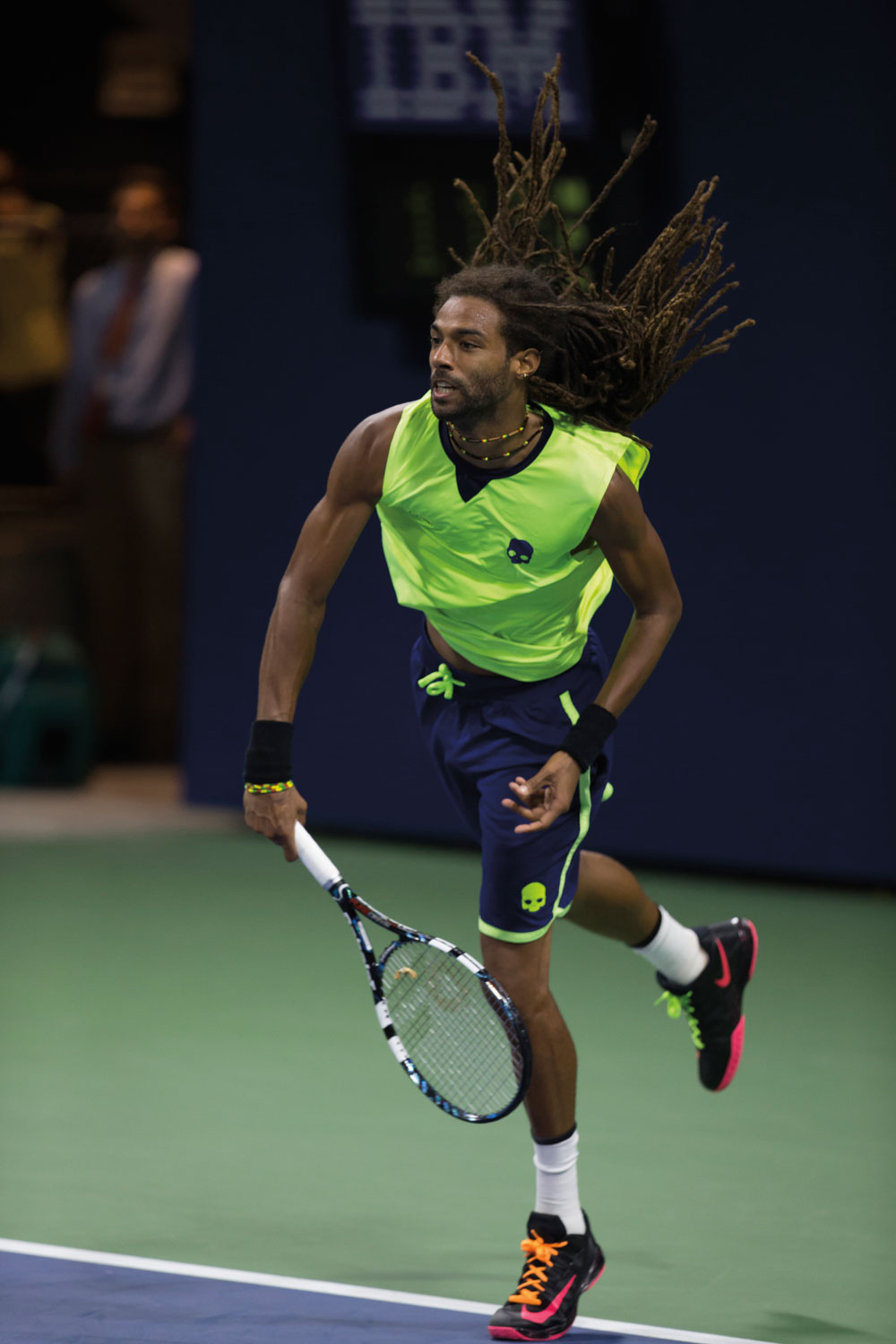 Dustin Brown. Photography by lev radin / Shutterstock.com