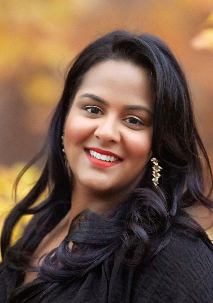 Krystal Sital. Photo courtesy Krystal Sital
