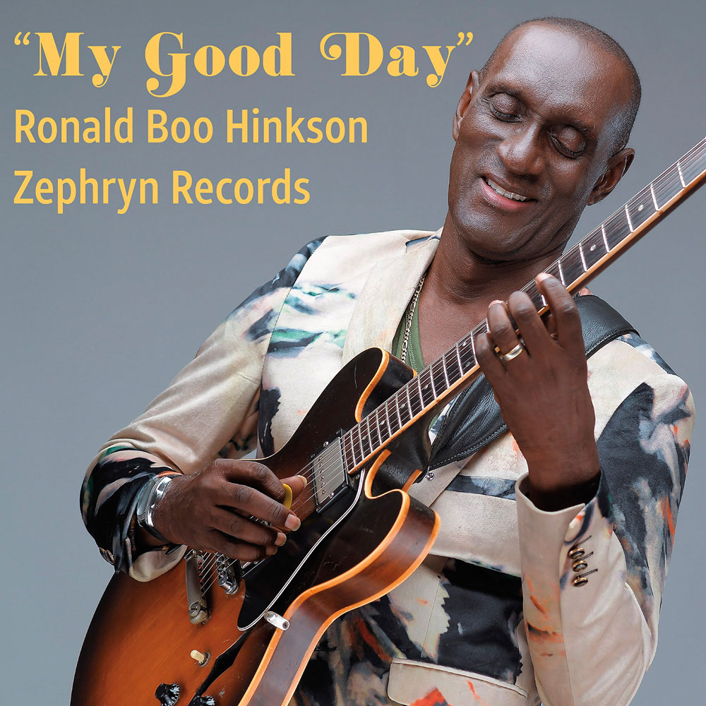 """My Good Day"" – Ronald Boo Hinkson"