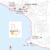Barbados, Bridgetown Couple of Hours Map