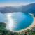 The broad sweep of Maracas Bay, Trinidad's most popular beach. Photo by Matthew Tung