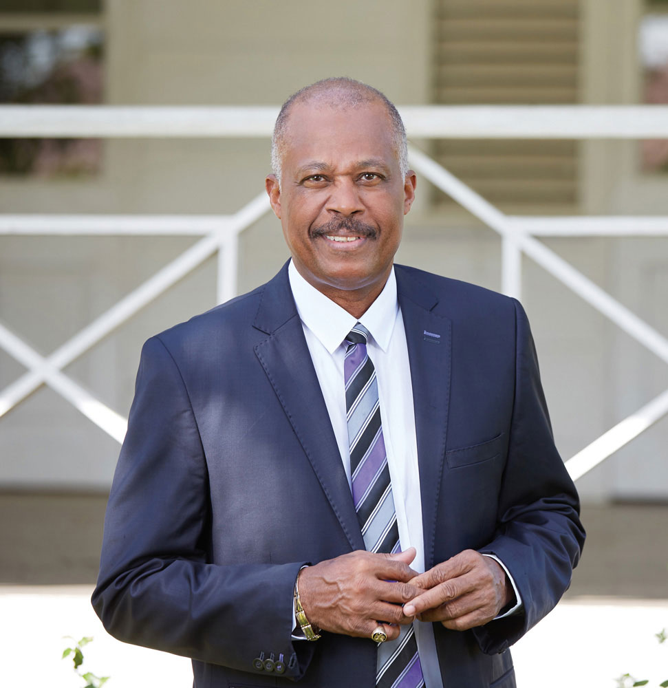 Sir Hilary Beckles. Photo courtesy the University of the West Indies