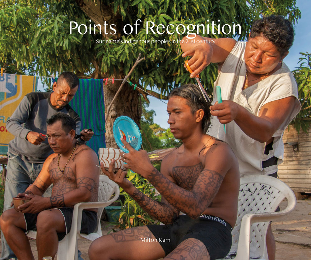 Points of Recognition - Milton Kam