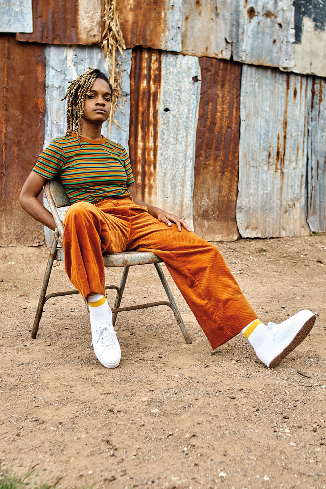 Koffee. Photography courtesy Sony Music