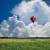 Hot air ballooning, Punta Cana, Dominican Republic. Photo by Carlos Gotay / Getty