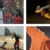 """Dennery Segment music videos have an avid following on YouTube. Clockwise from top left,  """"Any Size"""" by Don Ups, Big Sea, and Brandon Harding; """"Bad in Bum-Bum"""" by Subance and Mighty; """"Party Lit"""" by Motto and Lyrikal; and """"Split in di Middle"""