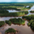 A stretch of the Essequibo River chock full of islands. Photo by Nature Picture Library/Alamy Stock Photo