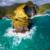 Chaloupe Bay on St Lucia's rugged Atlantic coast. Photo by Westend61 GmbH/AlamyStock Photo