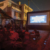 4th Ghetto Biennale, 2015: a film screening in Rue Carbone, downtown Port-au-Prince. Photo by Multiversal Services, courtesy Ghetto Biennale