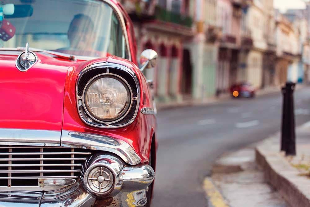 Havana's classic cars are an icon of the city. Photo by Danm12/Shutterstock.com