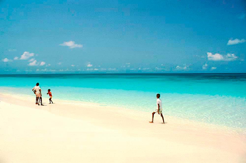 Coco Point Beach. Photo by Chris Huxley