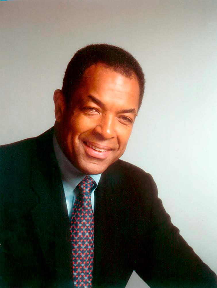 Carlton Ellington Cushnie. Photograph by Buchanan Communications Ltd.