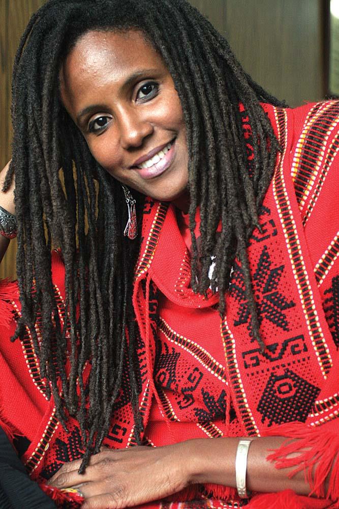 Gillian Moor, Songshine producer. Photo by Andrea De Silva
