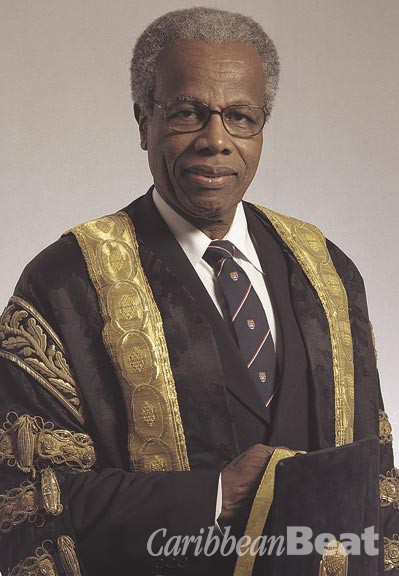 Sir George Alleyne. Photo by Ray Chen