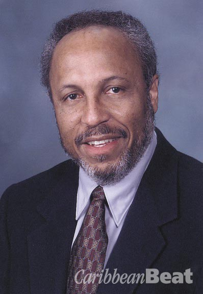 Dr Franklyn Pendergast. Photo courtesy Dr Franklyn G. Pendergast