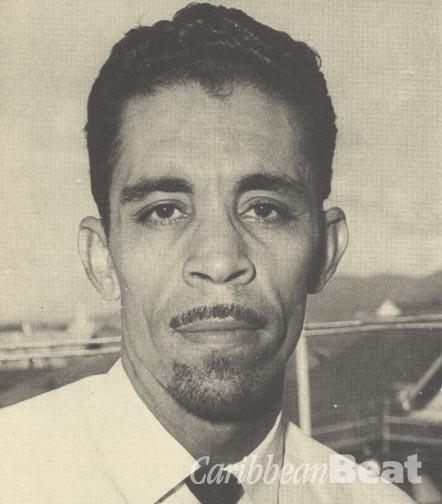 Harold Saldenah in the 1960s