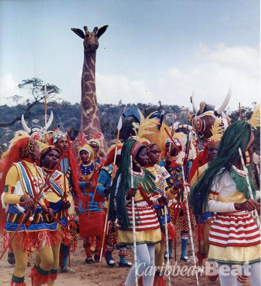 Bright Africa (1969). Photograph by Noel Norton