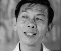 Carlisle Chang in the 1980s. Photograph by Bruce Paddington