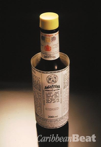 Trinidad's world-famous Angostura bitters