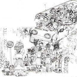Illustration by Lilo Nido