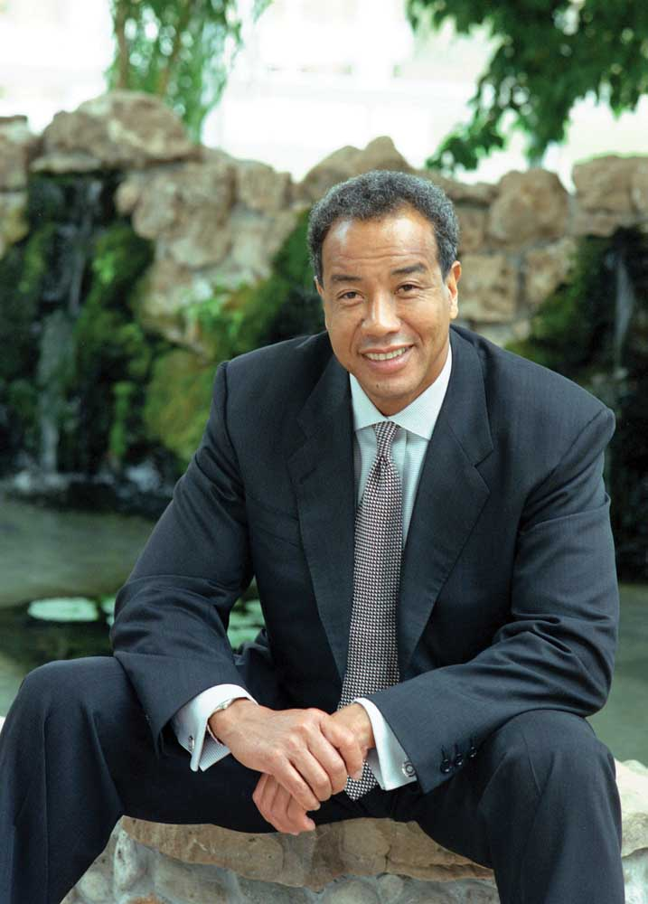 Michael Lee-Chin. Photograph courtesy AIC Limited