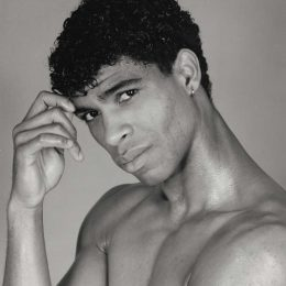 Carlos Acosta. Photograph Angela Taylor