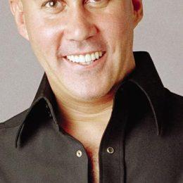 Gordon Espinet. Photograph courtesy MAC Cosmetics
