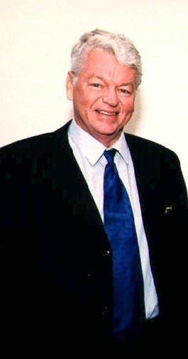 Ian McDonald. Photograph courtesy Ian McDonald