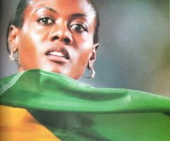 Is it for real? Merlene and Jamaica win gold at the Stuttgart World Track and Field Championships in 1993. Photograph by Allsport/ Gary M Prior