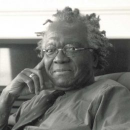 Austin Clarke. Photograph courtesy Ian Randle Publishers Ltd.