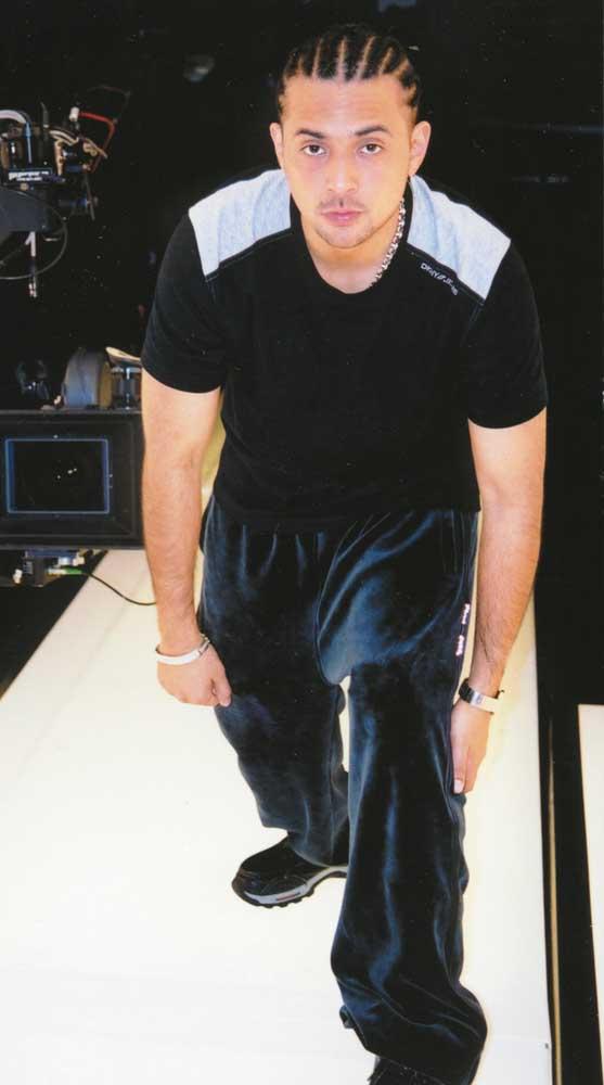 Sean Paul. Photograph courtesy VP Records