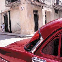 Calle San Ignacio. Photograph by Sean Drakes