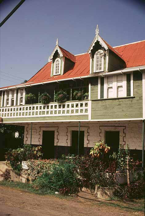 A great house on Grenada's north coast
