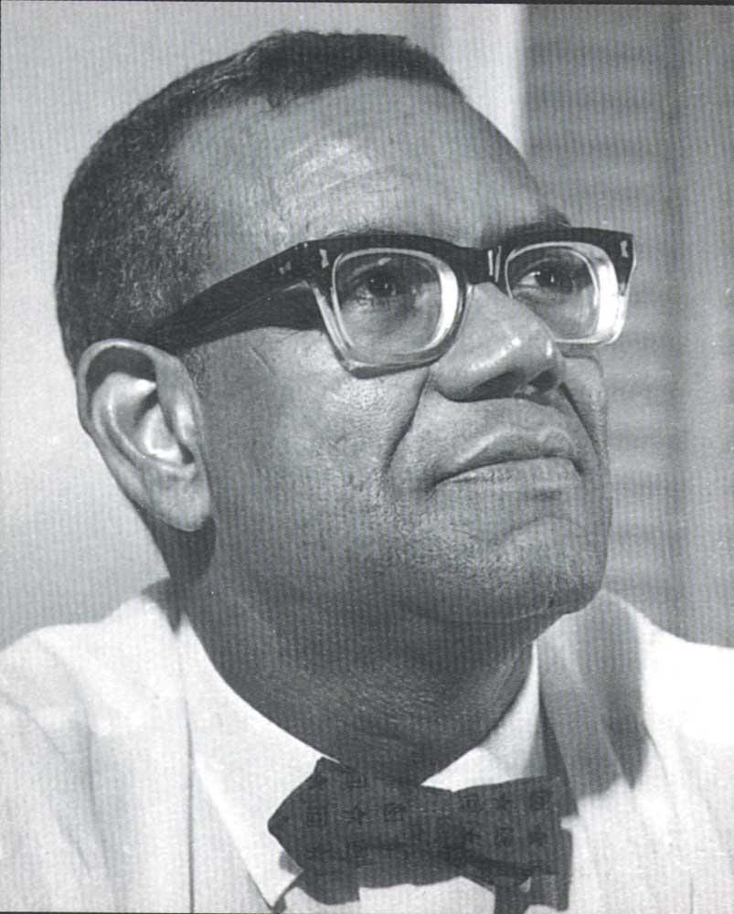 A. J. Seymour. Photograph courtesy Jacqueline De Weever