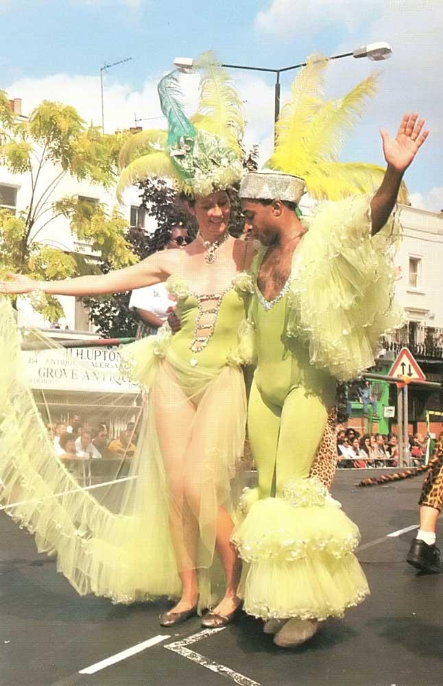 Carnival in Notting Hill, London. Photograph by Rohith Jayawardene