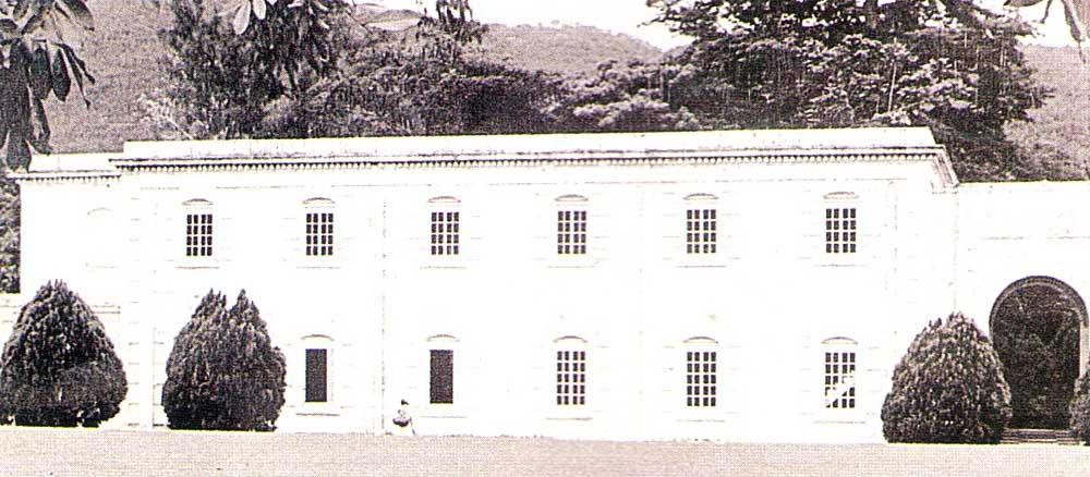The chapel at Mona