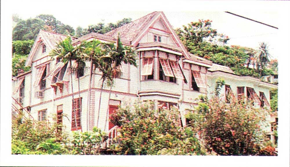 The Historic Marryshow House in Grenada, once the home of Caribbean pioneer T. A. Marryshow, houses a UWI School of Continuing Studies