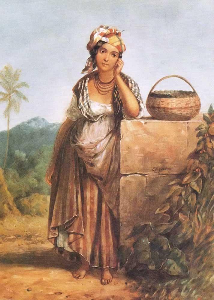 Mulatto Girl