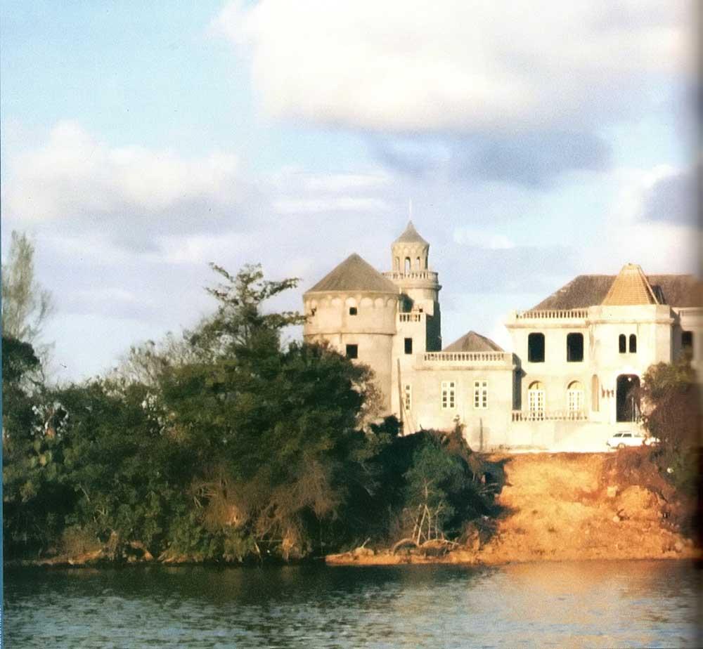Little-known Jamaica: Trident Castle, Port Antonio. Photograph by Maria La Yacona