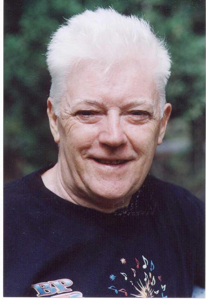 Rex Dixon. Photograph by Bruce Paddington