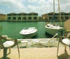 New villas at the Jolly Harbour development in Antigua