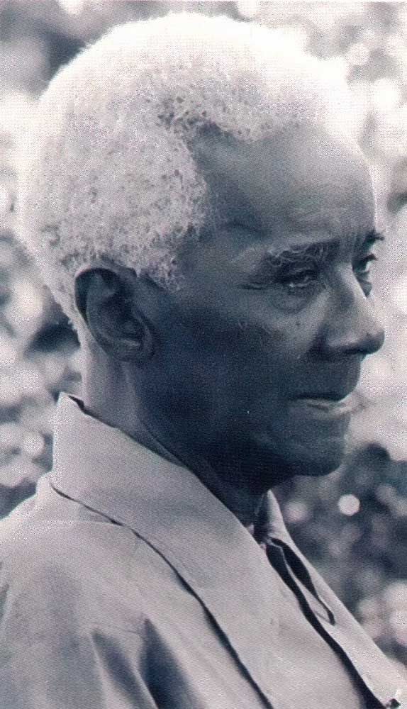 Caribbean intellectual leaders like Trinidad and Tobago's CLR James overturned conventional thinking on subjects from race through cricket to the economics of slavery. Photograph by Bruce Paddington