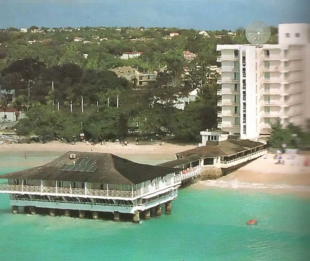 The Schooner at the Grand Barbados resort