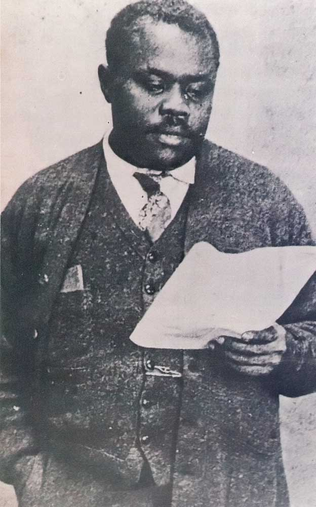Caribbean intellectual leaders like Jamaica's Marcus Garvey overturned conventional thinking on subjects from race through cricket to the economics of slavery