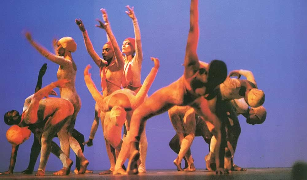 Stretch and reach: Jamaica's National Dance Theatre Company