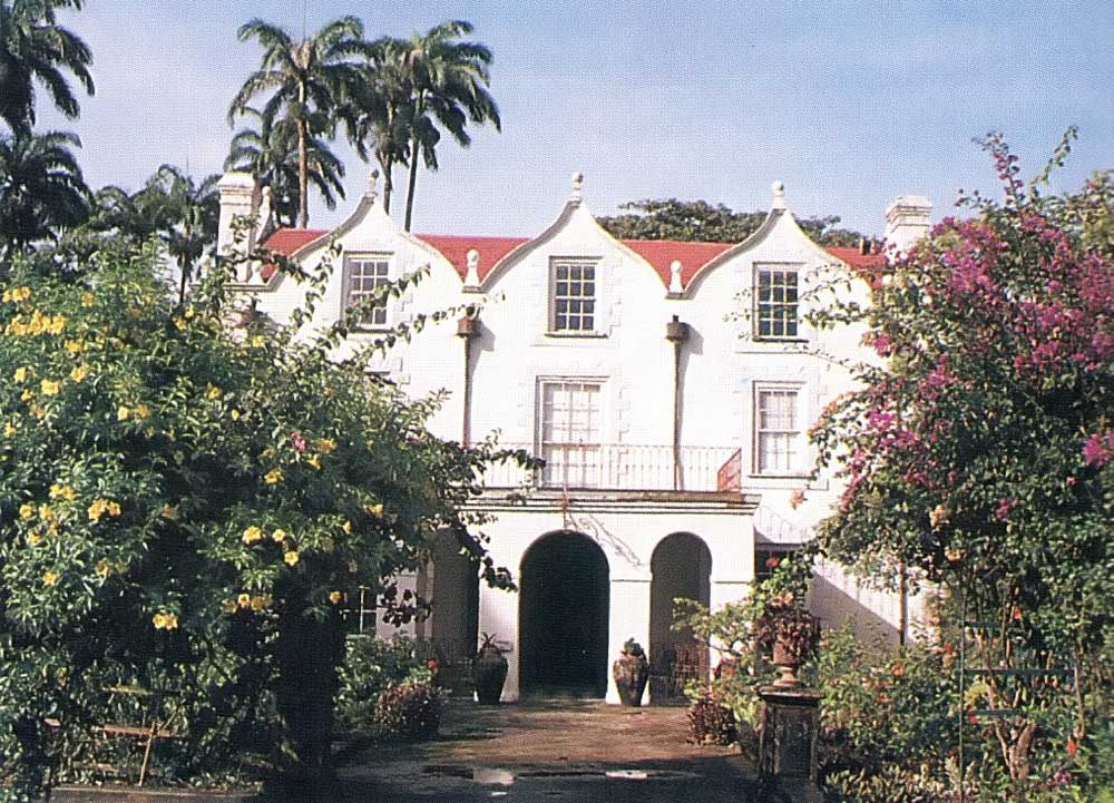 Nicholas Abbey: several old the island's plantation houses are open to visitors. Photograph by Eleanor Chandler